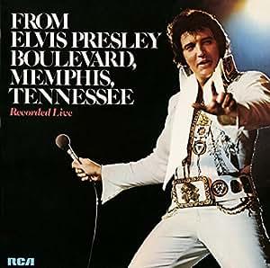 From Elvis Presley Boulevard M