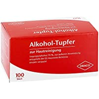 Alkoholtupfer einzeln verpackt 100 stk preisvergleich bei billige-tabletten.eu