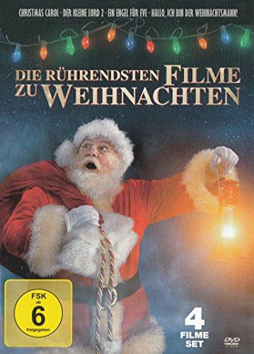 me zu Weihnachten : A Christmas Carol (Die Nacht vor Weihnachten) - Der kleine Lord 2 - Ein Engel für Eve - Hallo, ich bin der Weihnachtsmann ()