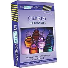 Big Score Academy - Tamil Nadu Samacheer Kalvi Class 12 Chemistry Full Syllabus Teaching Video (DVD) - [for English Medium Students]