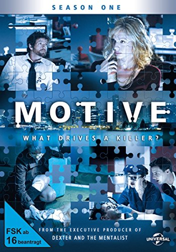 Motive - Staffel 1 [4 DVDs] (1 Motiv)
