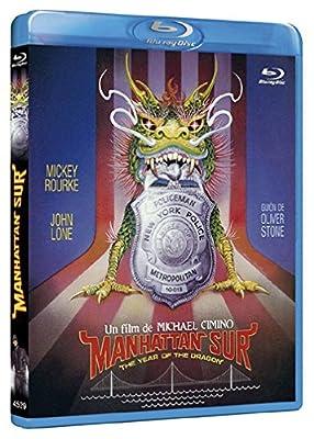 Im Jahr des Drachen / Year of the Dragon ( ) [ Spanische Import ] (Blu-Ray)