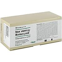 Nux Vomica Homaccord Ampullen 50 stk preisvergleich bei billige-tabletten.eu