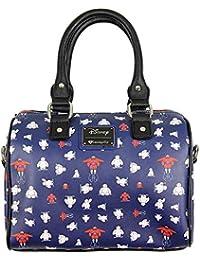 0d2054d43fe Loungefly x Disney Big Hero Six Duffle Dual Handle Tote Shoulder Bag