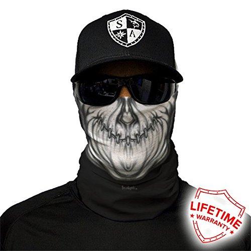 sa-fishing-face-shields-vari-colori-face-masks-von-sa-company-bandana-shut-up-fish