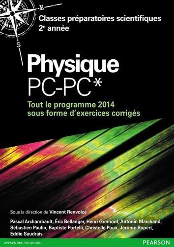Physique PC-PC* : Tout le programme 2014...