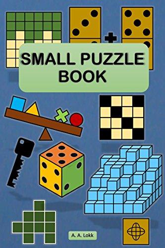 Small Puzzle Book: For E-readers (English Edition)