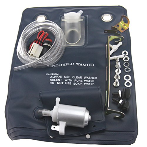 EMMA 12V Scheibenwaschanlage Scheibenreinigung Wassersack Pumpe