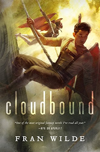 Cloudbound Cover Image