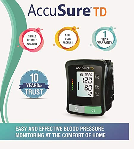 AccuSure TD Automatic Blood Pressure Monitoring System