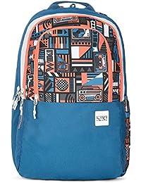 Wildcraft Wiki 2 Music Backpack Blue (11954 Blue)