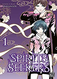 Spirit Seekers Edition simple Tome 1