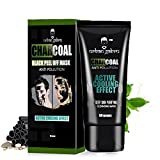 #1: UrbanGabru CharCoal Peel Off Mask | Deep skin cleansing Mask