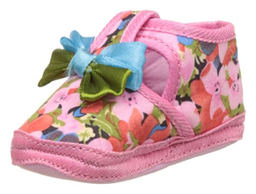 Bootie Pie Unisex Floral First Step Multicolour Booties - 1...