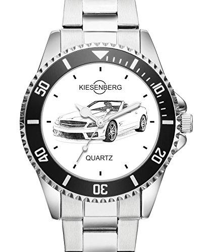 Geschenk für Mercedes SL 63 Fans Fahrer Kiesenberg Uhr 10163