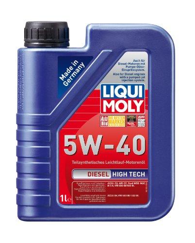 liqui-moly-1331-diesel-high-tech-5w-40-aceite-antifriccin-semisinttico-para-motores-de-automviles-de