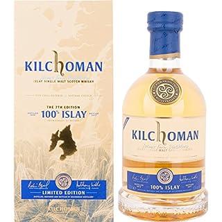 Kilchoman Islay 100% Islay The 7th Edition Whisky 700 ml