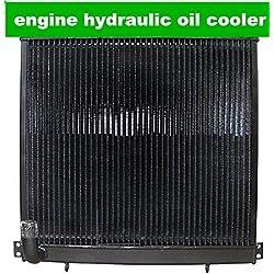 Gowe Moteur hydraulique Huile refroidisseur pour PC200-3Moteur hydraulique Oil Cooler