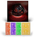 Madus-Magic Unglaublicher Kartentrick: Zaubertrick Alfredo