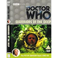 Doctor Who - Warriors of the Deep DVD Peter Davison DR Who