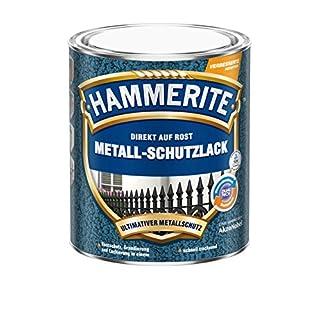 AKZO NOBEL (DIY HAMMERITE) Metall-Schutzlack Hammerschlag Silbergrau 2,500 L, 5087619