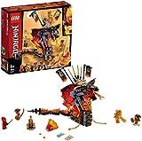 Lego Ninjago - Zanna di Fuoco, 70674