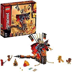 LEGO Zanna Di Fuoco Costruzioni Piccole 7 spesavip