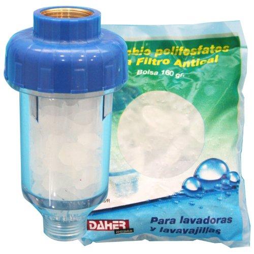 ElectroDH - Kit Filtro Antical Para Lavadoras Y Lavavajillas + Recambio.