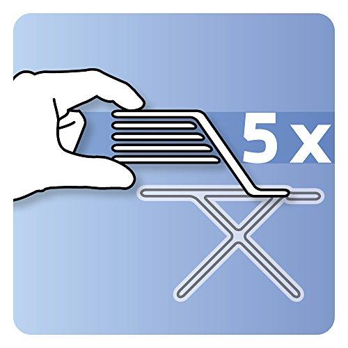 LaundrySpecialist® ACTIVE Größe S/M, Bügelbrettbezug, Bügeltischbezug, speziell für Dampfstation Bügeleisen
