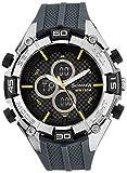 Sonata NH77028PP01J Superfibre Ocean III Analog-Digital Watch