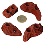 ALPIDEX 30 Climbing Holds Size XS, Colour:white-mottled Bild 4