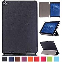 Funda para Xiaomi Mi Pad 2,Negro PU Cuero Piel Smart Case Flip Cover Carcasa para 7.9'' Xiaomi Mi Pad 2 Tablet Funda de Cuero con Soporte[No para Xiaomi Mi Pad 7.9'']