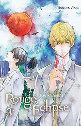 Rouge Eclipse - tome 3 (03) par Shiki Kawabata