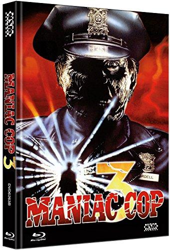 Maniac Cop 3 - Uncut/Mediabbok  (+ DVD) [Blu-ray] [Limited Edition]