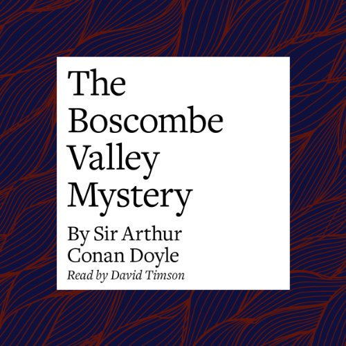 The Boscombe Valley Mystery  Audiolibri