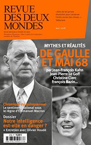 Revue des Deux Mondes Mai 2018 par Collectif