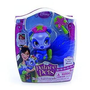 Giochi Preziosi - Figura de acción Disney Palacio de Mascotas, Color Azul