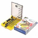 WeterCos (TM) Pr?zision 45 in 1 Elektron-Torx MIni magnetischen Schraubenzieher-Werkzeug-Sets Handwerkzeuge Kit Er?ffnung Reparatur Phone Tools