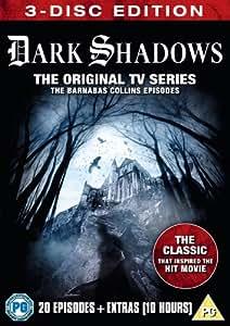 Dark Shadows : The Original TV Series (The Barnabas Collins Episodes) [DVD]