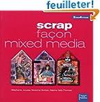 Scrap fa�on mixed media (ancien prix...
