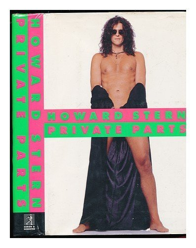 Private Parts by Stern, Howard (1993) Hardcover