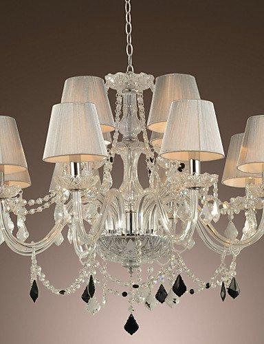 Lámpara Chandelier de Vidrio - COACHELLA