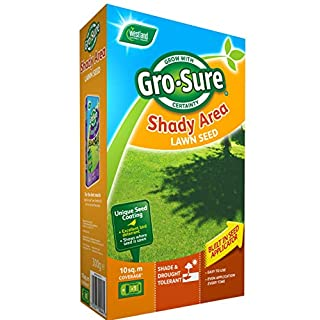 Gro-Sure Shady Lawn Seed, 10 m2, 300 g