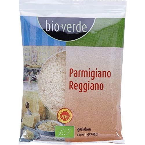 bio-verde Bio Parmigiano Reggiano Originale gerieben D.O.P. (6 x 40 gr)