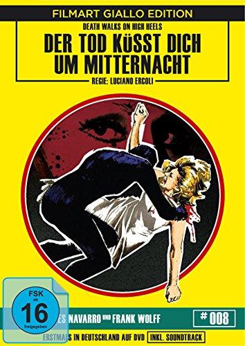 Der Tod küsst dich um Mitternacht - Filmart Giallo Edition Nr. 8  (OmU) (+ CD-Soundtrack) [Limited Edition]