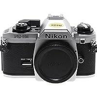 Nikon FG-20Silver, Reflex automática con Obturador electromecánico.