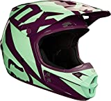 Fox Helmet V-1 Race, Green, Größe M