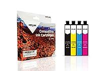 Recharges Vista Ink compatibles Epson T7015 couleur pour imprimante jet d'encre    Avec Vista Ink, offrez-vous la qualité Epson à prix réduit   Les cartocuhes d'encre consituent souvent un budget à part entière. Entre les cartouches d'origine et ...
