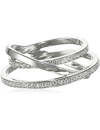 Swarovski Damen-Ring Glas transparent - 5102500