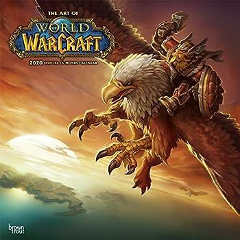 World of Warcraft 2020 Calendar
